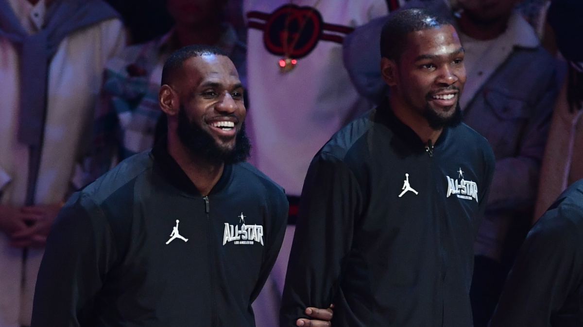 NBA All-Star Game 2021: Full player pool for Team LeBron and Team Durant to choose from for draft on March 4 – CBS Sports