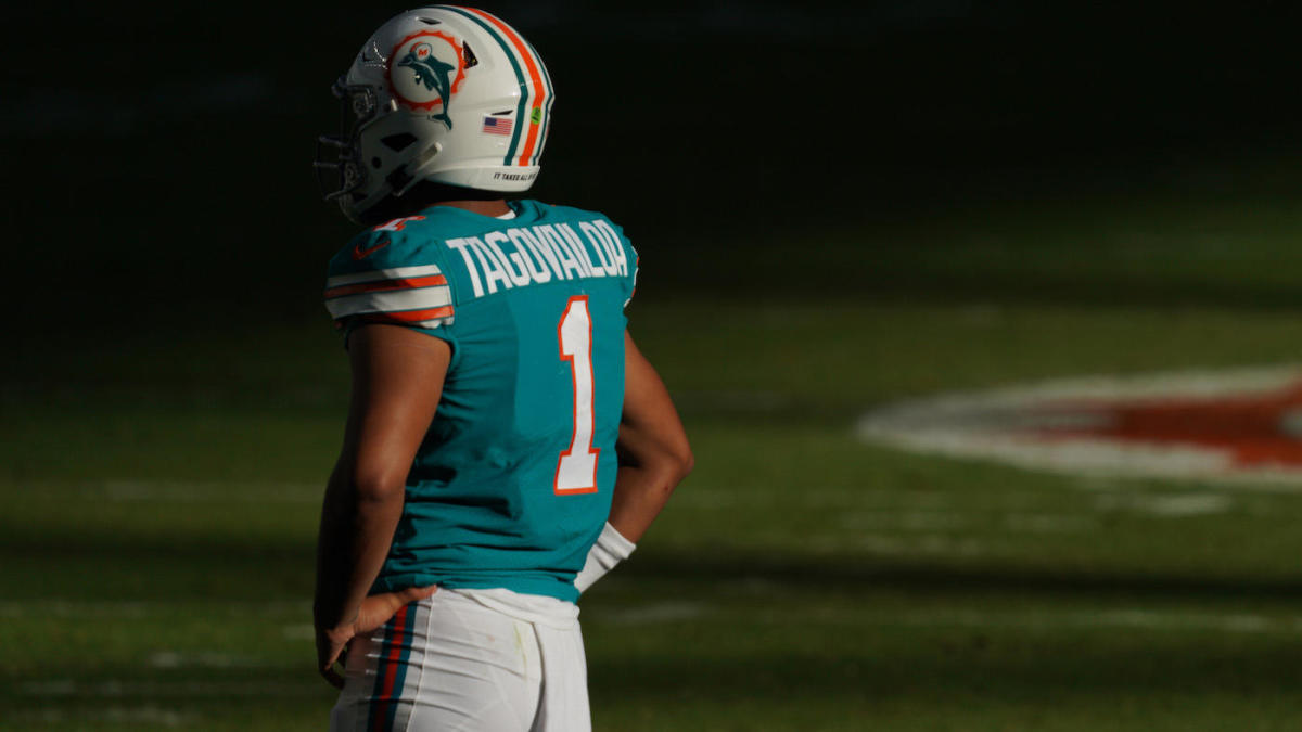 Tua Tagovailoa 2021 outlook: Flashes from Dolphins QB's rookie year and what he must do to take the next step – CBS Sports