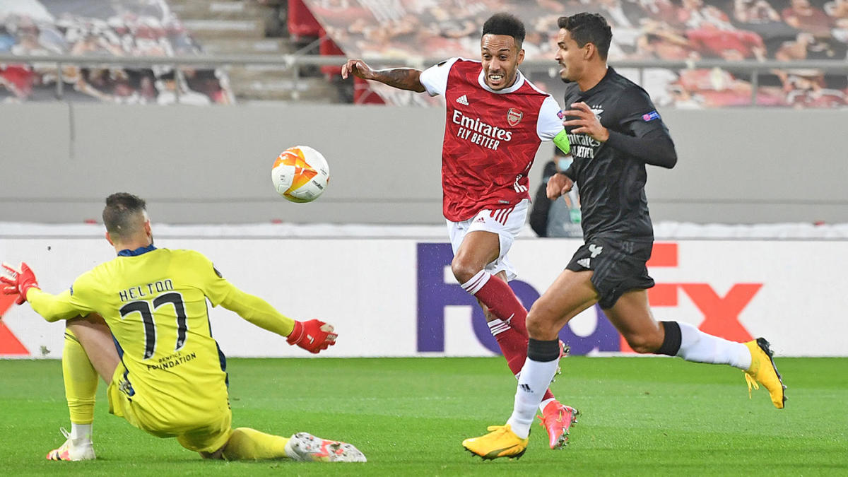 UEFA Europa League winners, losers: Arsenal, Rangers and Roma advance; Leicester, Leverkusen and PSV limp out