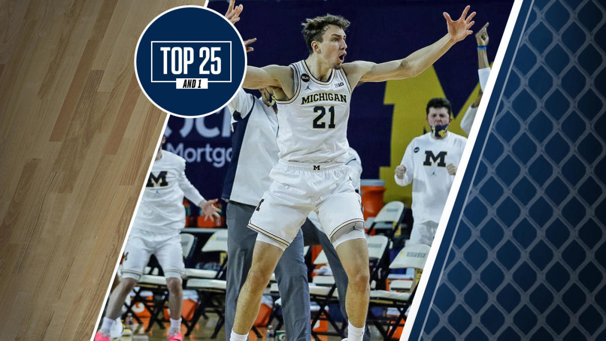College basketball rankings: Michigan continues to impress with another dominant win, maintains No. 3 spot