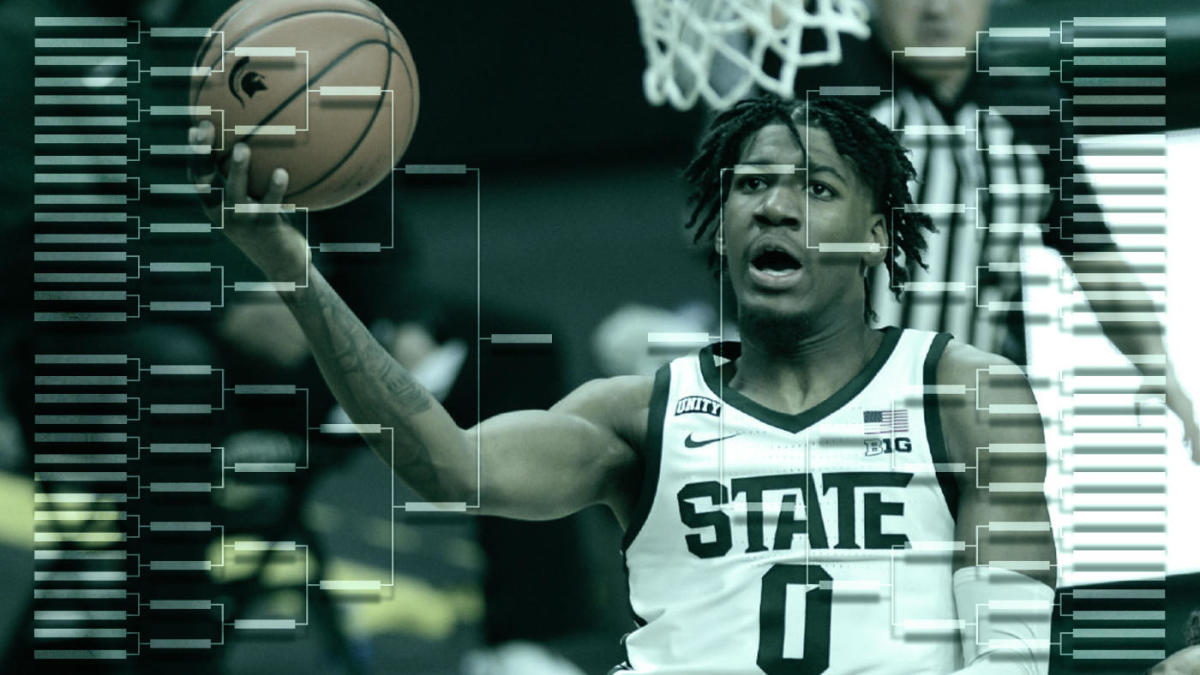 Bracketology: Michigan State wasn't even on the bubble last week, but is now an NCAA Tournament team