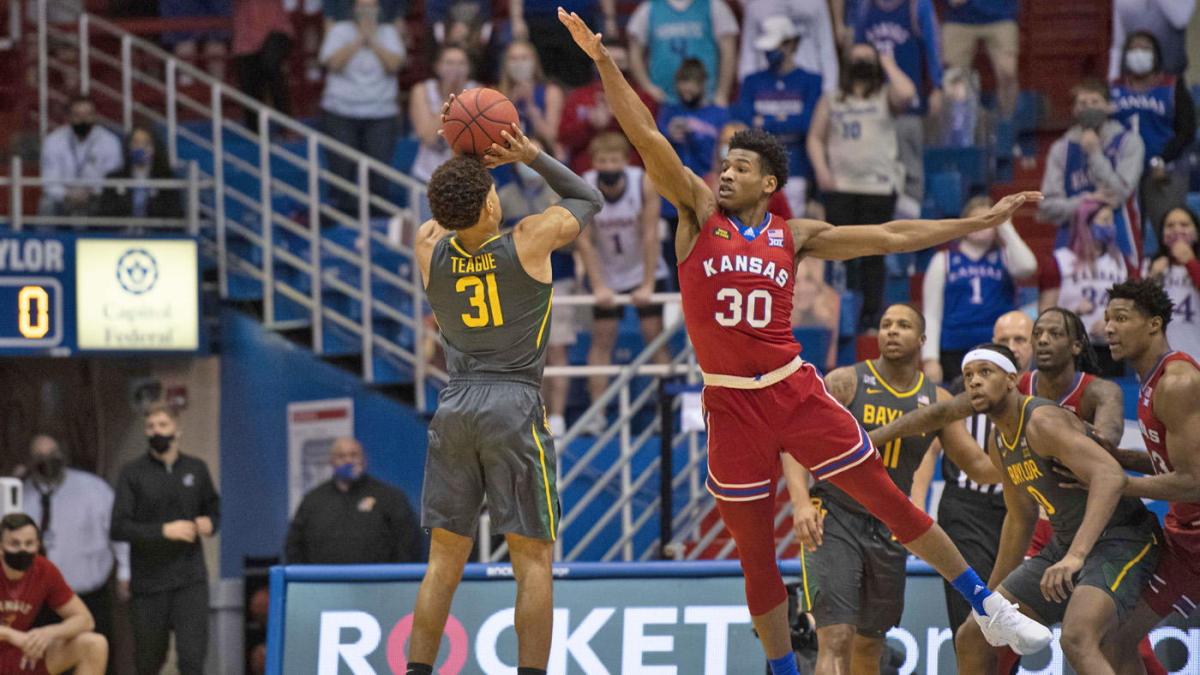 Kansas vs. Baylor score: Live game updates, college basketball scores, NCAA highlights - CBSSports.com