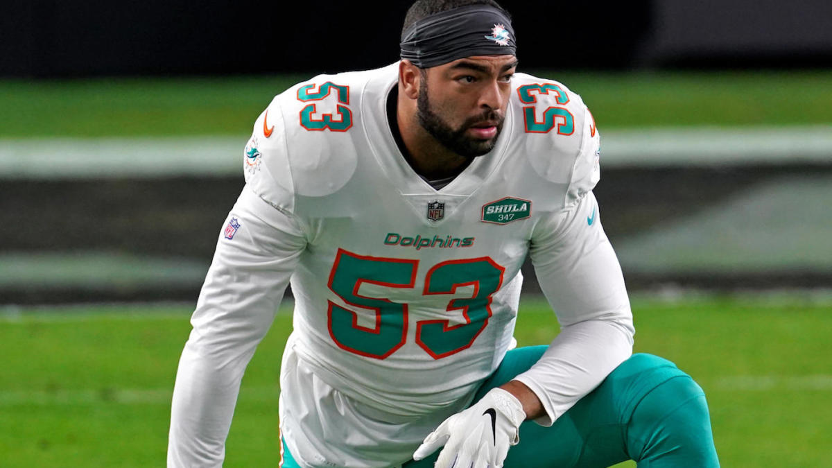Kyle Van Noy remains on Dolphins for now as Miami pursues trading linebacker, per report - CBS Sports