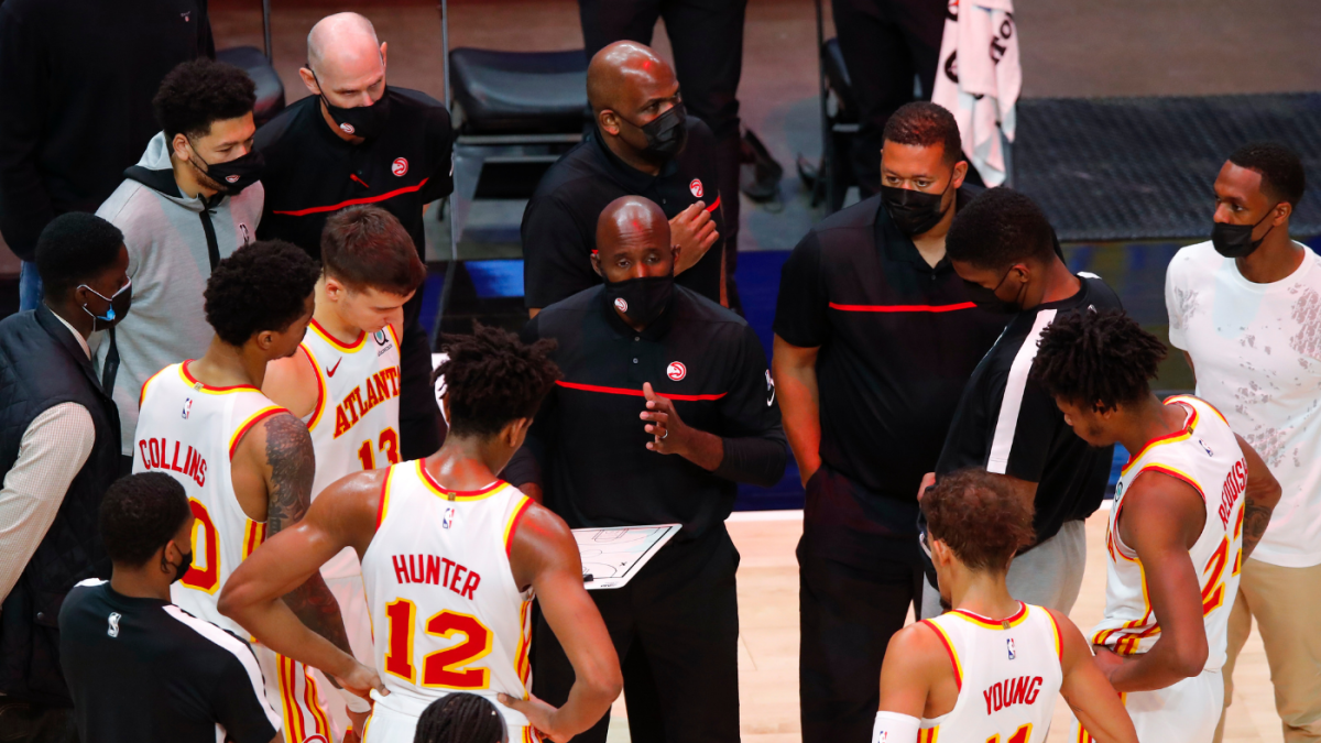 Lloyd Pierce fired: Trae Young among several Hawks players on board with coaching change, per report - CBS Sports
