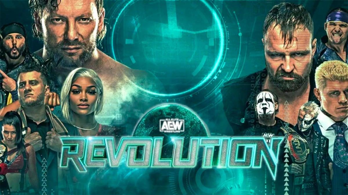 2021 AEW Revolution results: Live updates, recap, grades, matches, card, start time, PPV highlights - CBSSports.com