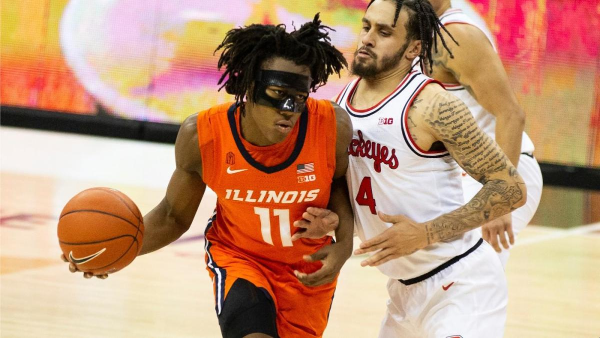 Masked man Ayo Dosunmu has Illinois playing with a chip on its shoulder and as well as any team in the nation - CBS Sports