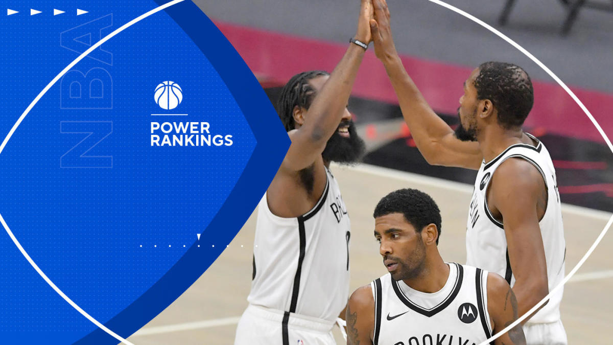 NBA Power Rankings: Jazz, Nets, Suns ahead of Lakers, Clippers, 76ers after first half of unique season