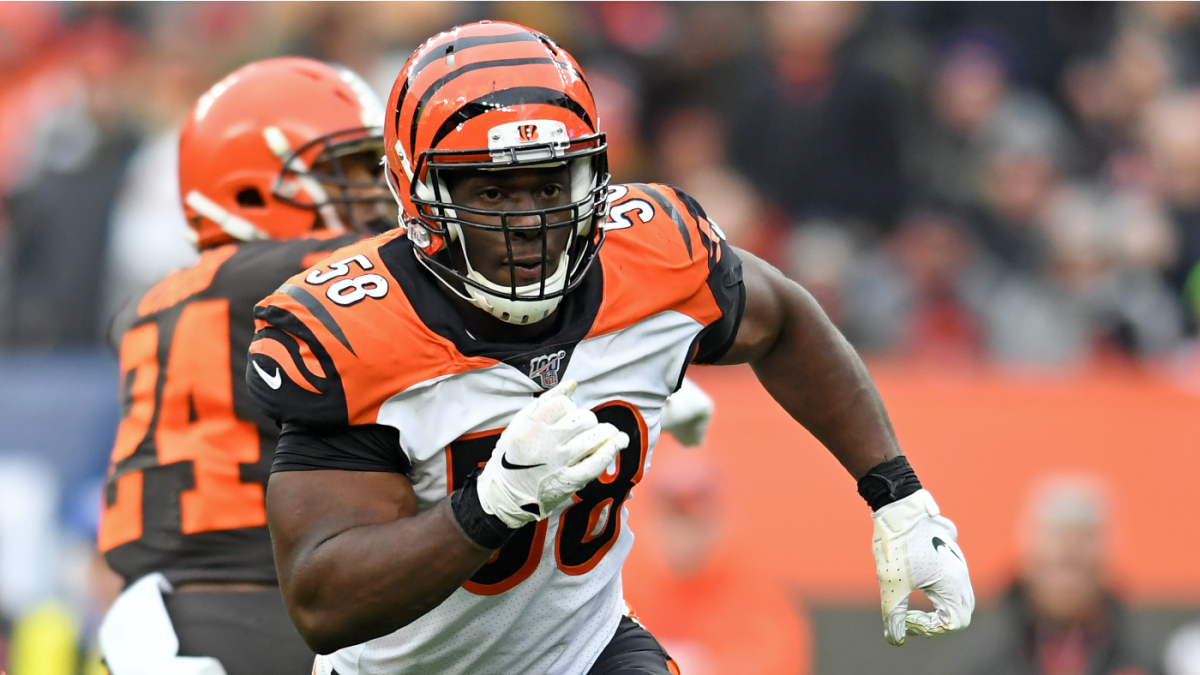 2021 NFL free agency: Jets agree to terms with pass-rusher Carl ...