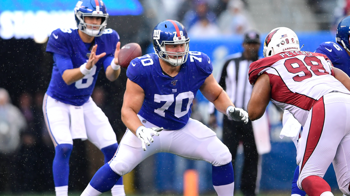 Giants release guard Kevin Zeitler, clearing nearly $10 million in salary  cap space - CBSSports.com