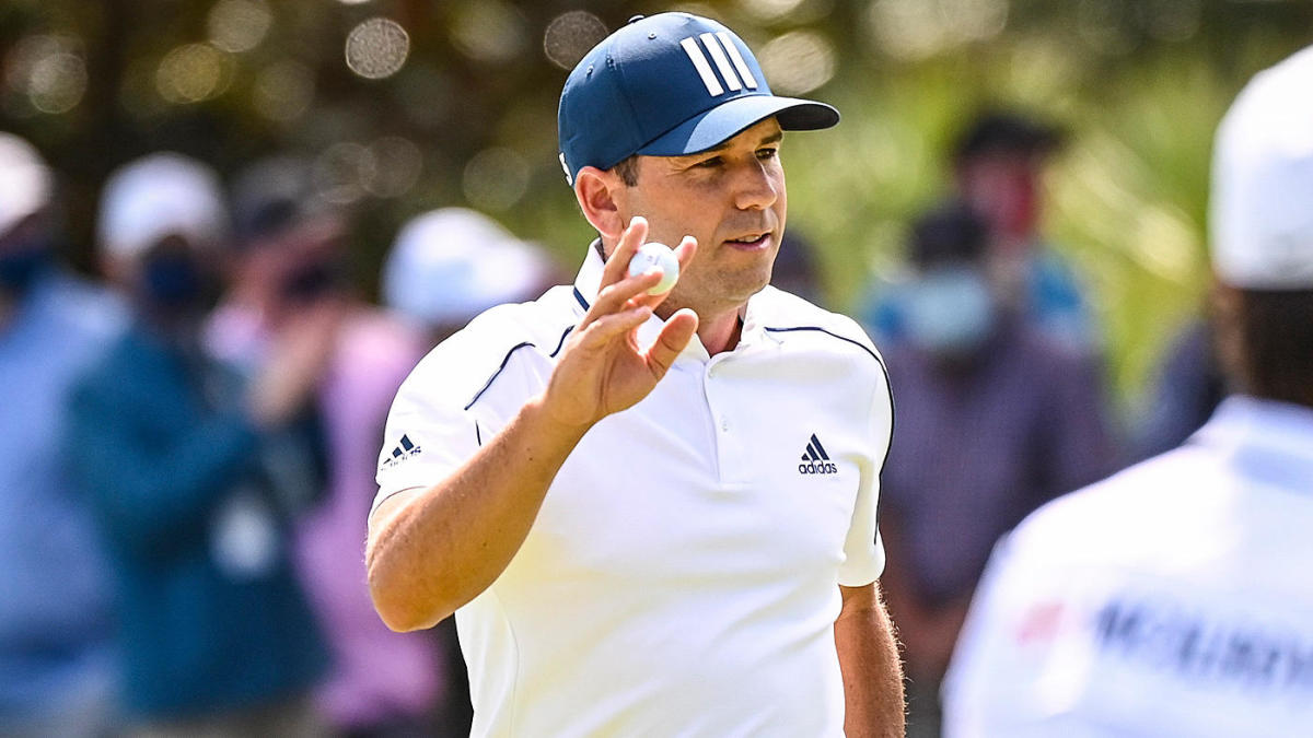 2021 Players Championship leaderboard breakdown: Sergio Garcia goes low with an all-time Round 1 effort