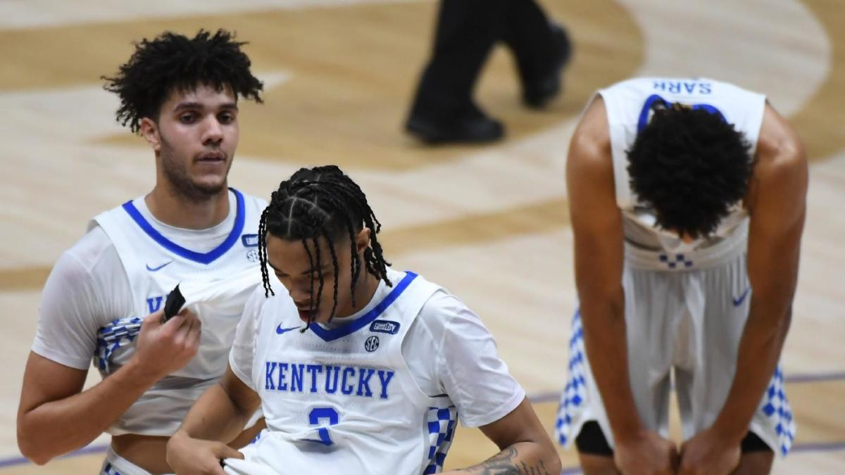 College basketball scores winners and losers: Kentucky Duke end seasons with NCAA Tournament out of reach – CBS Sports