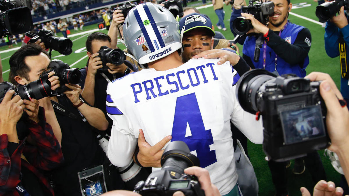 Dak Prescott megadeal with Cowboys: Agent Todd France has sharp message for agent of Russell Wilson - CBS Sports