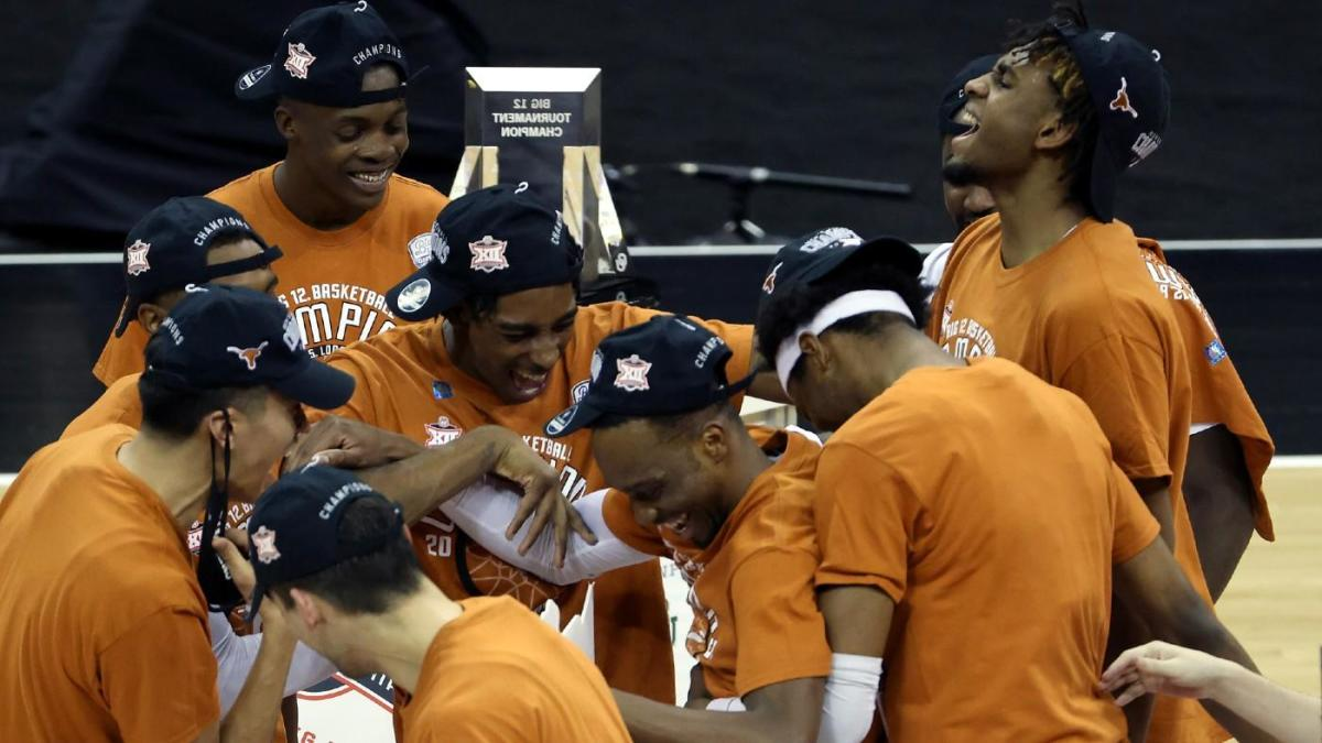 Texas' first Big 12 Tournament championship was a longshot that came in for these lovable Longhorns