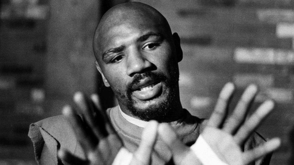 <p>Legendary boxing champion'Marvelous' Marvin Hagler dies at 66 thumbnail