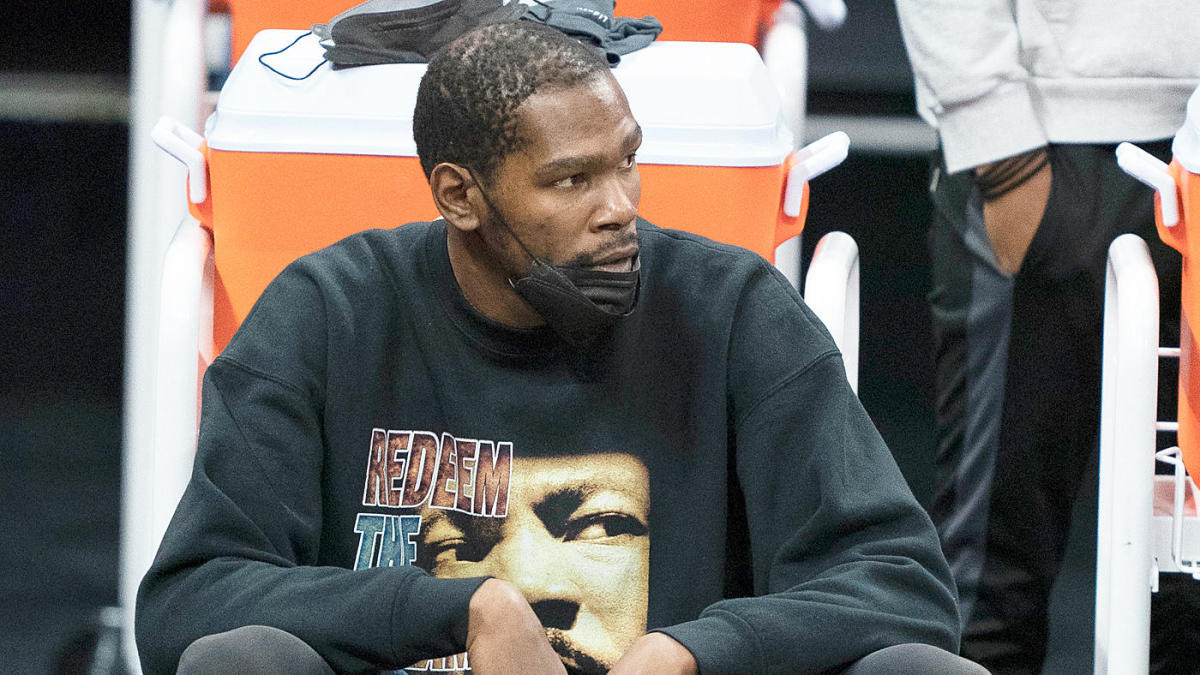 Kevin Durant lists his five best teammates, and initial omission of Russell Westbrook paints a fishy picture thumbnail