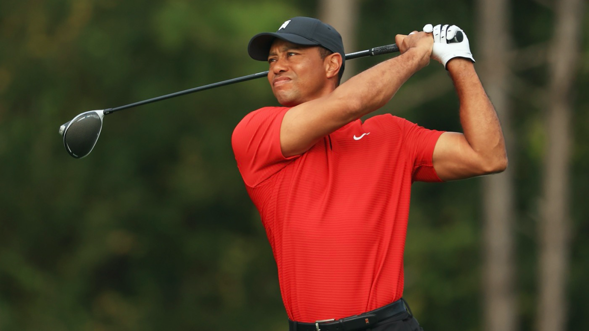 Tiger Woods Returns Home After Three Weeks In Hospital Will Be Working On Getting Stronger Every Day Cbssports Com