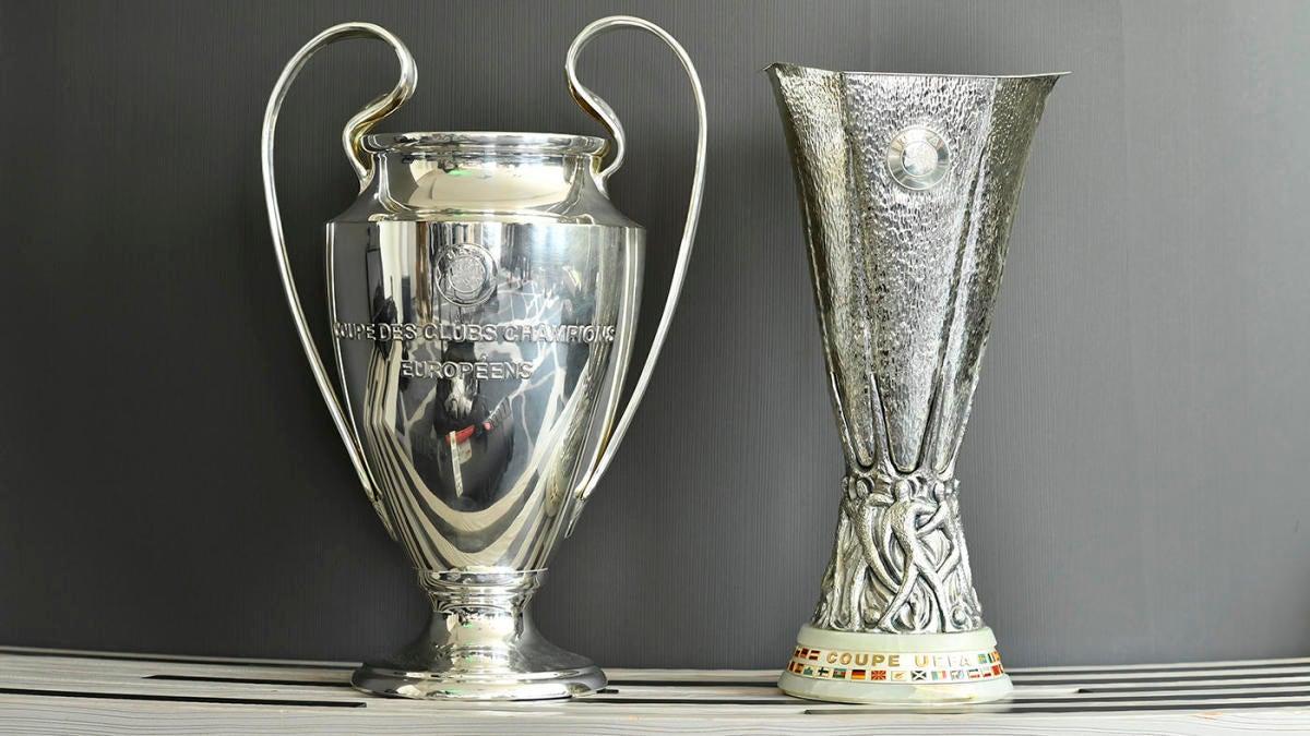 UEFA Champions League and Europa League printable bracket ...