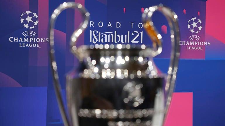 UEFA Champions League TV schedule, dates, times, bracket ...
