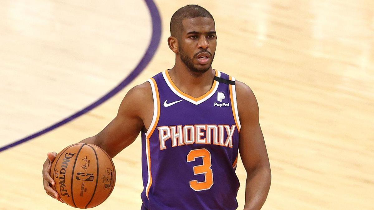 Suns' Chris Paul becomes sixth player in NBA history to record 10,000 career assists - CBSSports.com