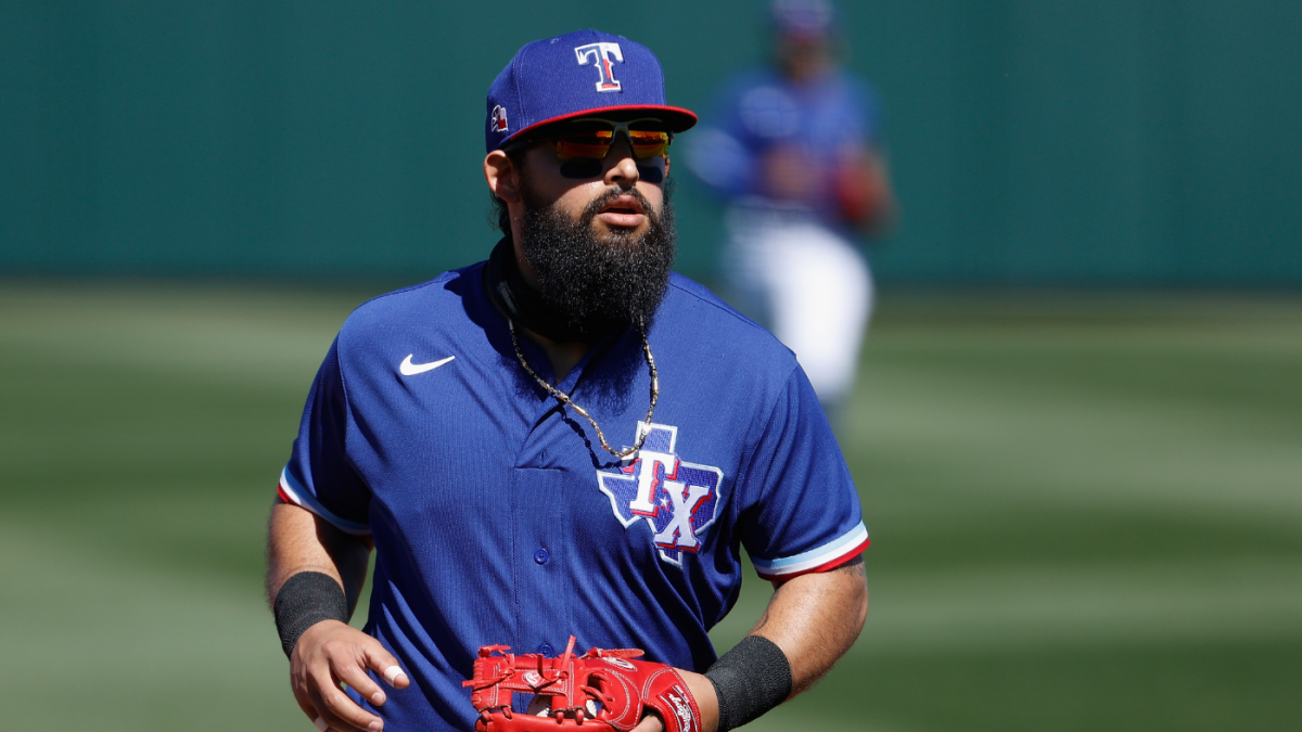 Yankees acquire infielder Rougned Odor from Rangers in three-player trade -  CBSSports.com