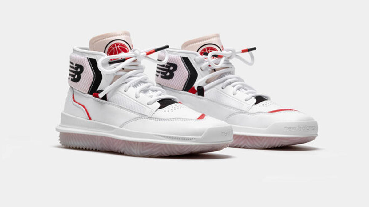 New Balance Basketball adds another shoe to arsenal with reveal of ...