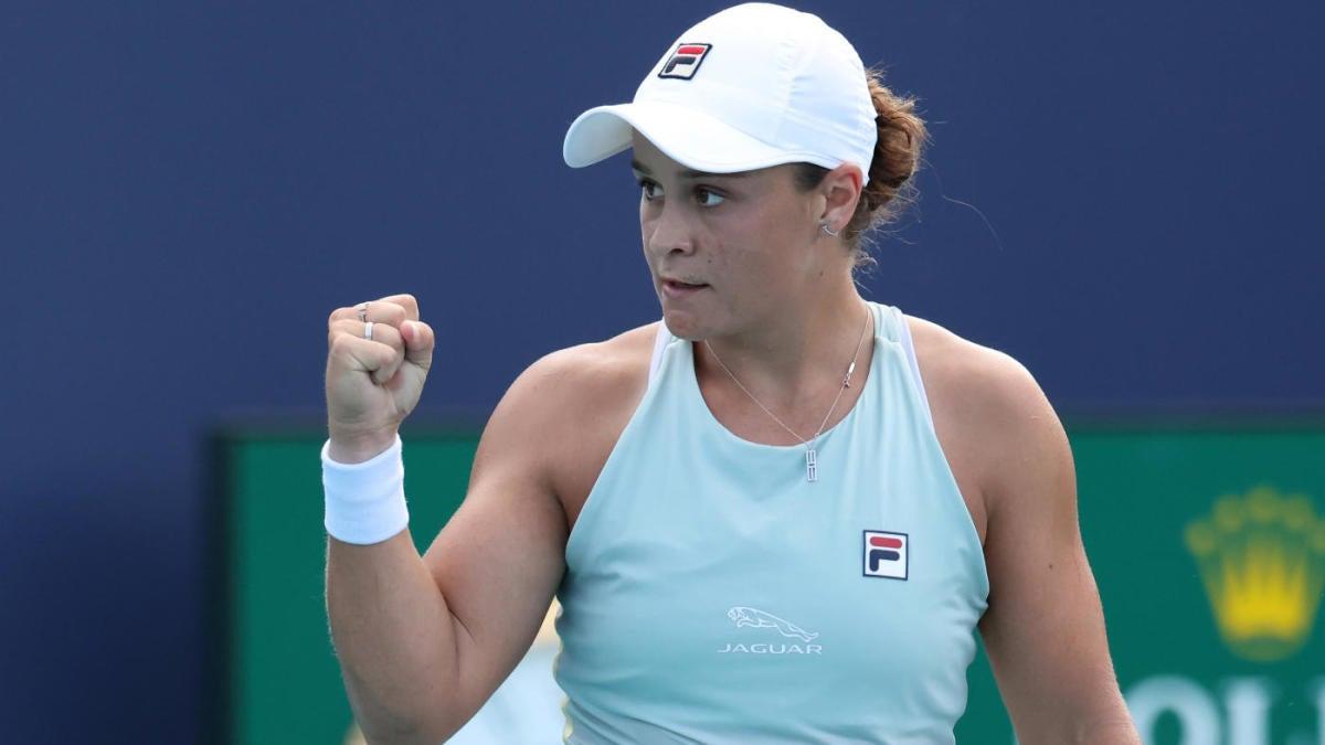 Probabilidades de Wimbledon 2021, accesorios, predicciones de semifinales femeninas: el experto en tenis revela las elecciones de Barty vs.Kerber