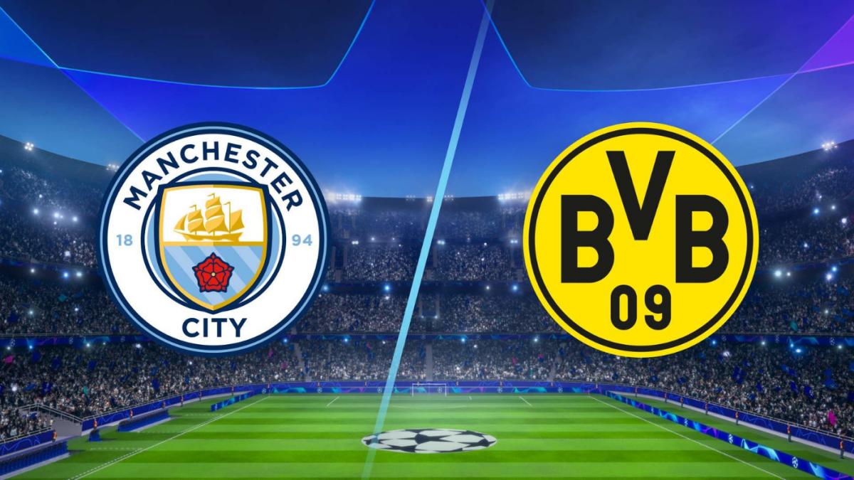 Manchester City Vs. Borussia Dortmund: Champions League Live Stream, How To  Watch On Paramount+, Odds, Time - WorldNewsEra
