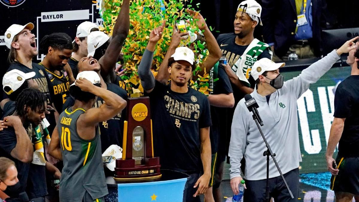 NCAA Championship 2021 score: Baylor routs Gonzaga as Bears win first national title, end Zags' perfect season