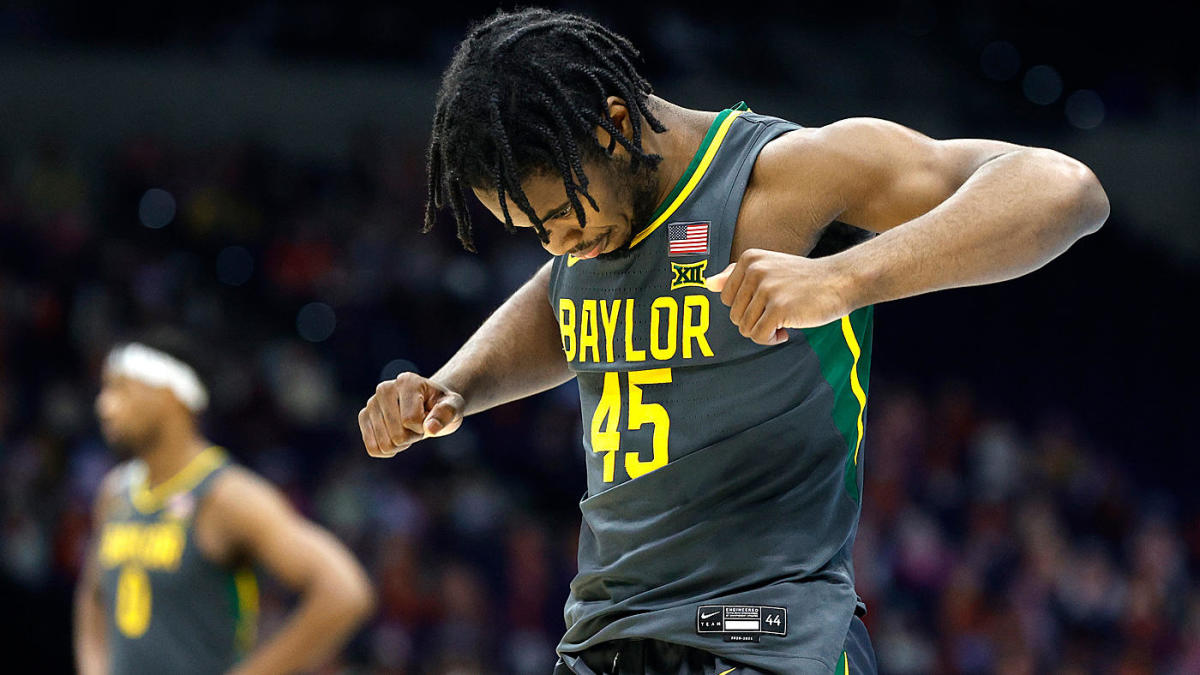 2021 NBA Draft: Baylor star Davion Mitchell declares after helping lead Bears to first national championship