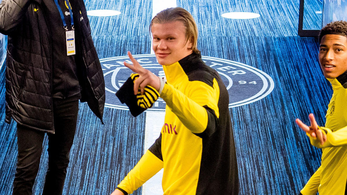 Photo of Erling Haaland transfer news, rumors, stats profile: Manchester United, Manchester City reportedly …