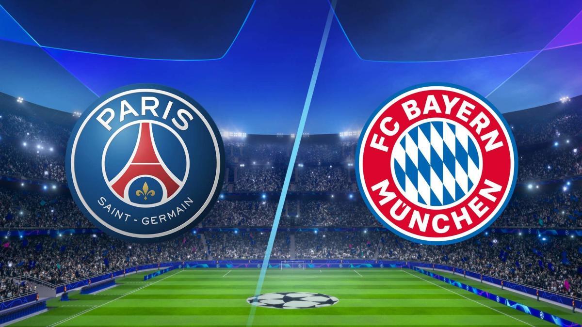 PSG vs. Bayern Munich on Paramount+: Live stream UEFA Champions League, how  to watch on TV, odds, news - CBSSports.com