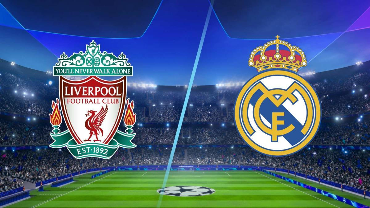 Liverpool vs. Real Madrid on Paramount+: Live stream UEFA ...