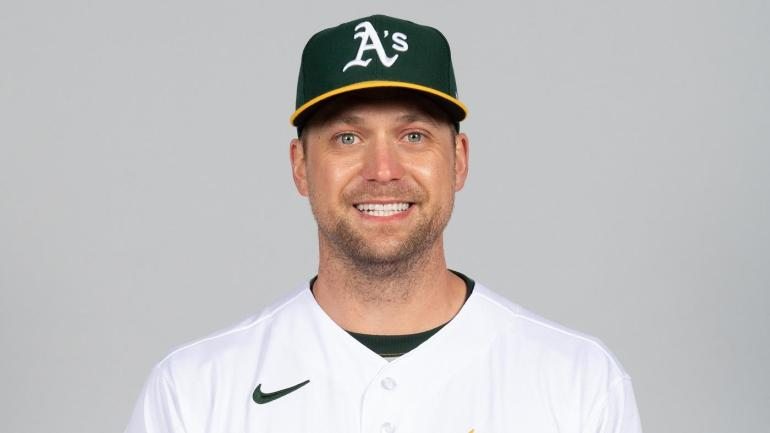 Trevor Rosenthal Oakland A's Athletics