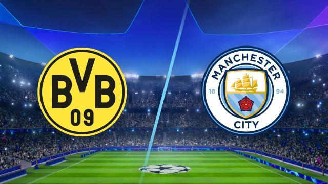 Dortmund vs Manchester City