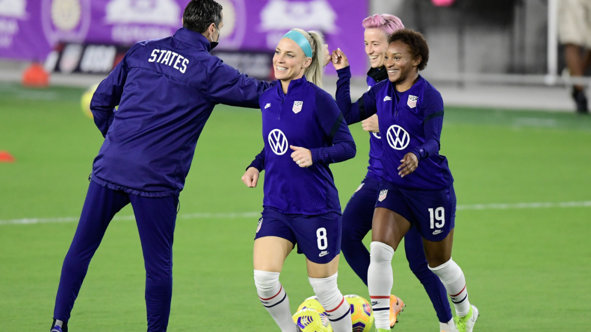 USWNT roster: Who will make the Olympic squad as veterans Carli Lloyd and Megan Rapinoe vie with young stars