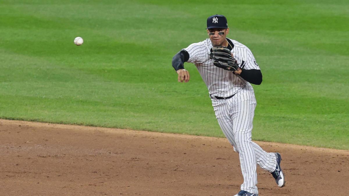 Yankees stock watch: Gleyber Torres struggling at shortstop; Aroldis Chapman has a new pitch