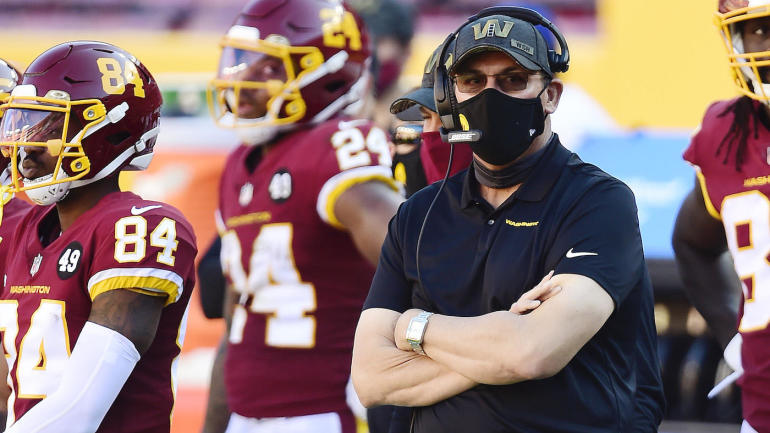 Washington Football Team will unveil new name and logo in early 2022, per report