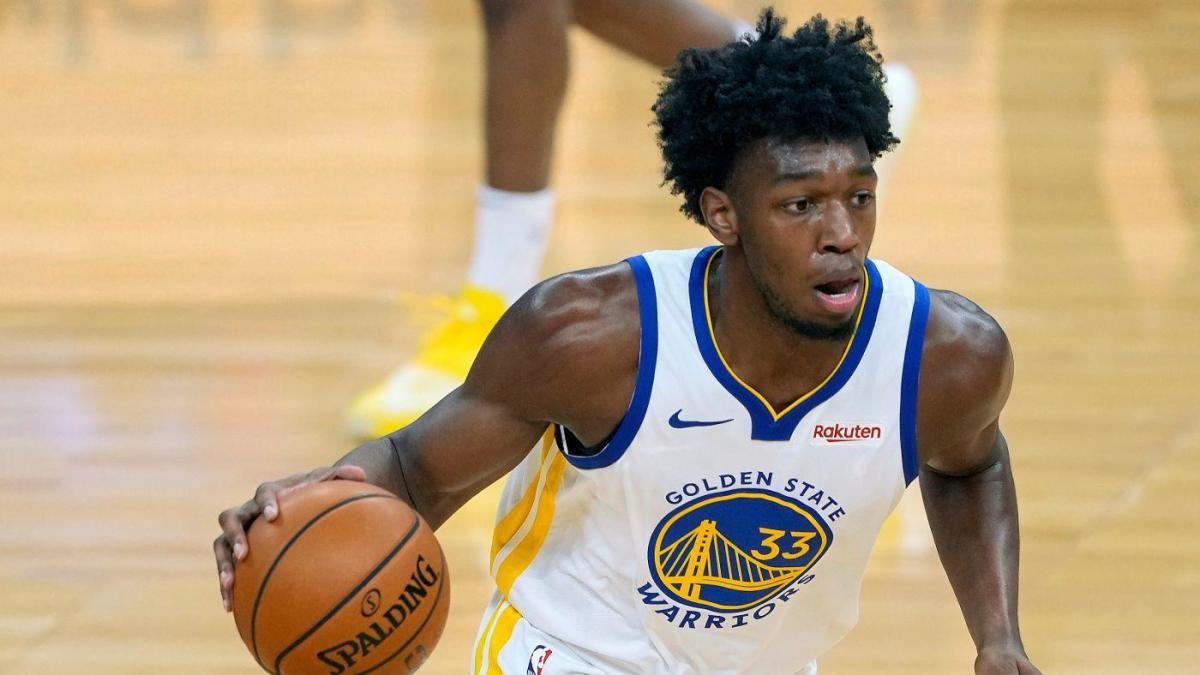 Warriors rookie James Wiseman to undergo MRI on knee after leaving game vs. Rockets