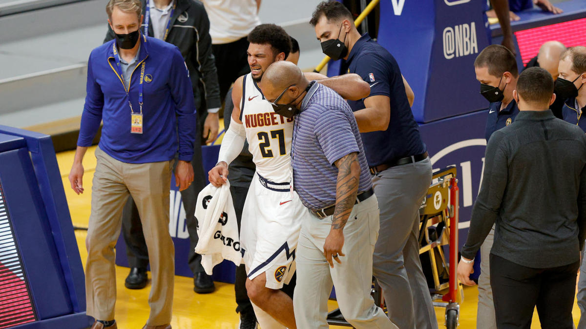 NBA injury updates: Nuggets' Jamal Murray tears ACL; Jazz's Donovan Mitchell to miss several games, per report