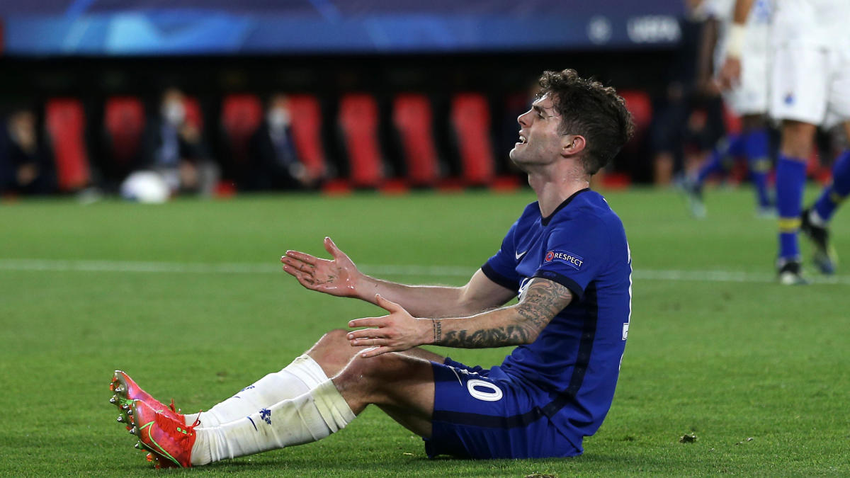 Champions League takeaways: PSG survive lack of sharpness; Pulisic will need ice packs all weekend