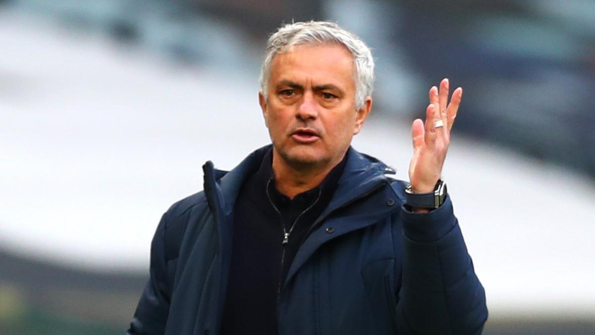 José Mourinho es nombrado entrenador de Roma a partir de la temporada 2021-2022