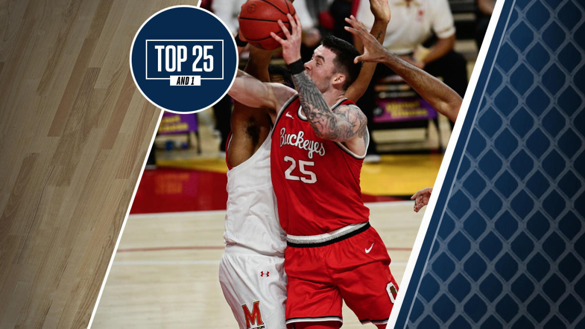 College basketball rankings: Ohio State moves into top five after Kyle Young decides to return next season