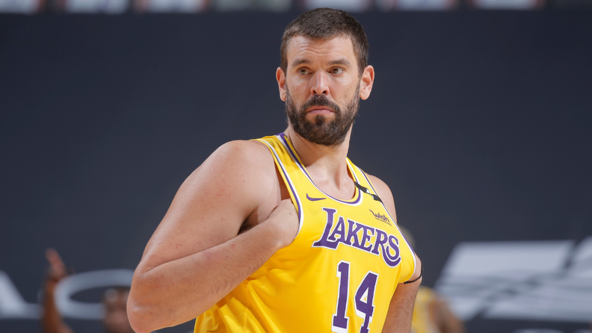 Marc Gasol announces plans to return to Lakers for 2021-22 season rather than retire