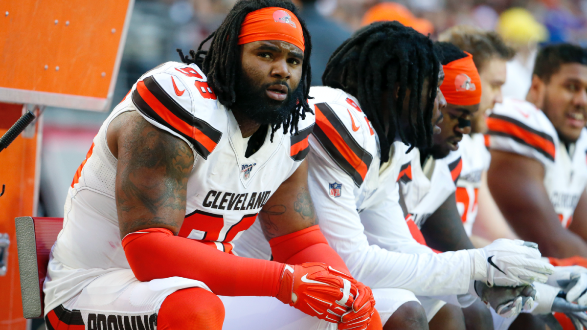 Browns release Sheldon Richardson, who was due to make $12 million ...