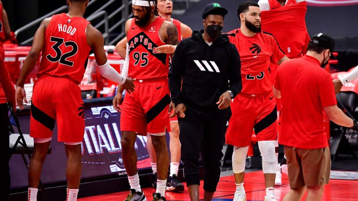 Raptors fined $25,000 for violating league's policies on resting players and injury reporting - CBS Sports