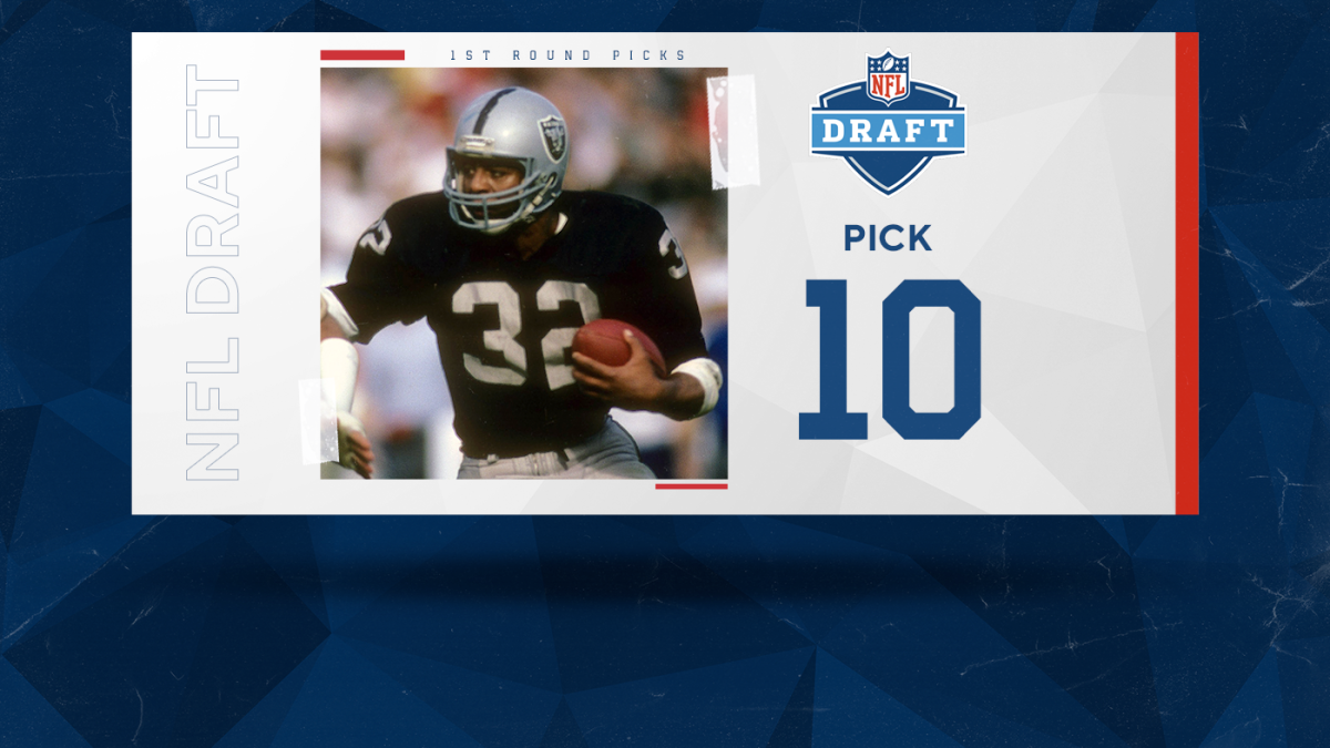 Ranking the best NFL draft picks of all time: Marcus Allen headlines top five taken at No. 10