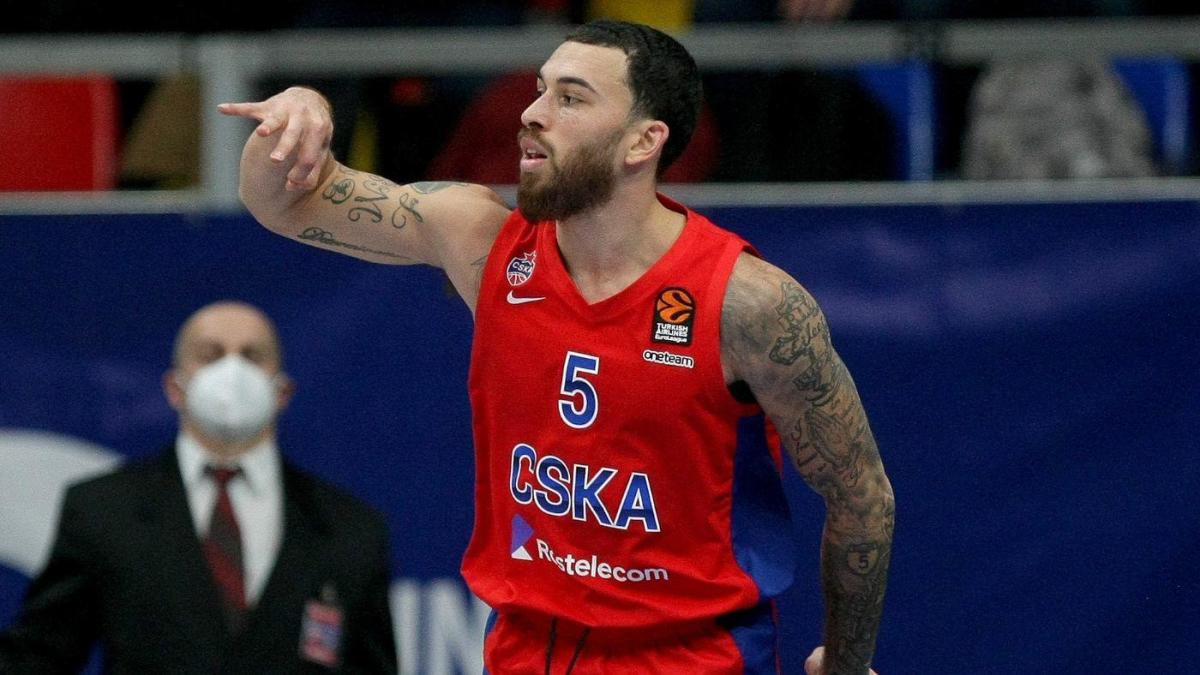 Nets to sign EuroLeague guard Mike James to 10-day contract after James  Harden setback, per report - CBSSports.com