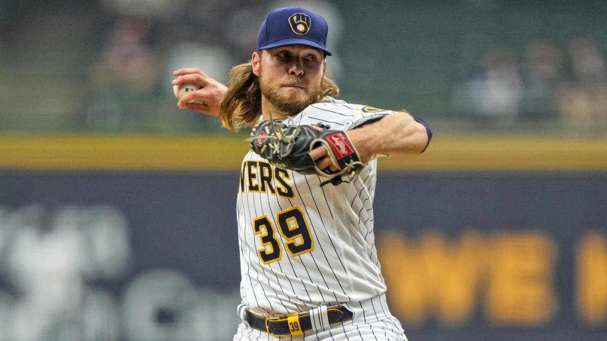 In Corbin Burnes We Trust -- until the betting market catches up to him -- plus other best bets for Monday - CBSSports.com