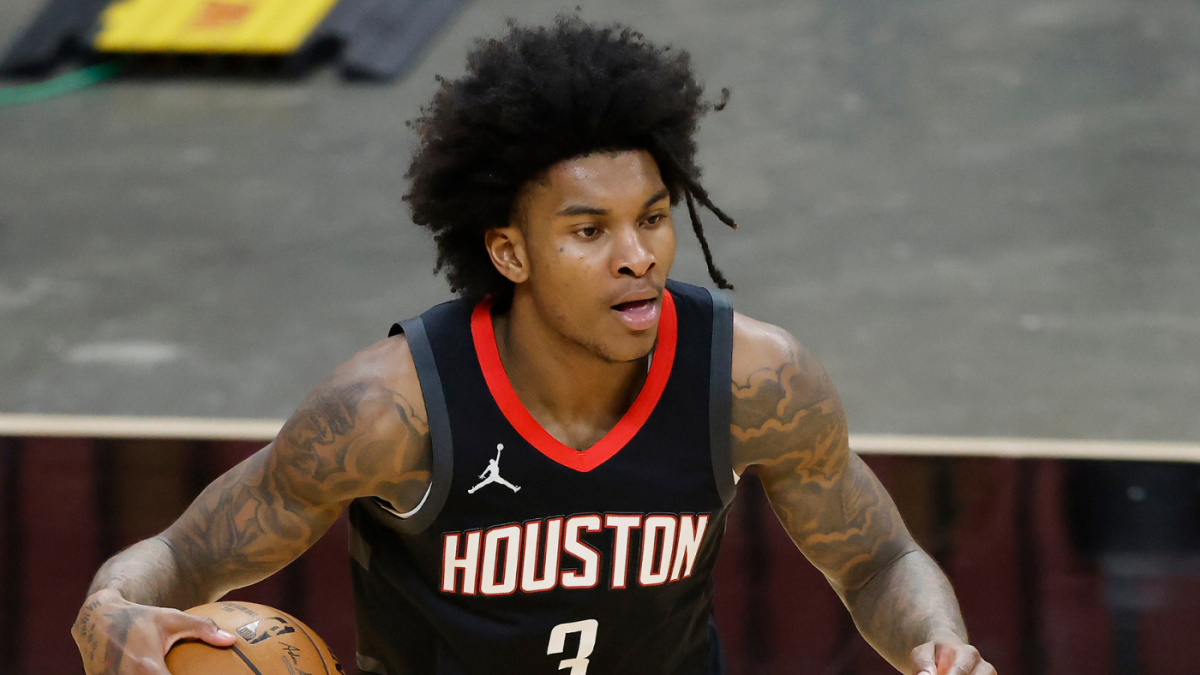 Rockets' Kevin Porter Jr. fined $50,000 for violating NBA health and safety  protocols with trip to Miami club - CBSSports.com