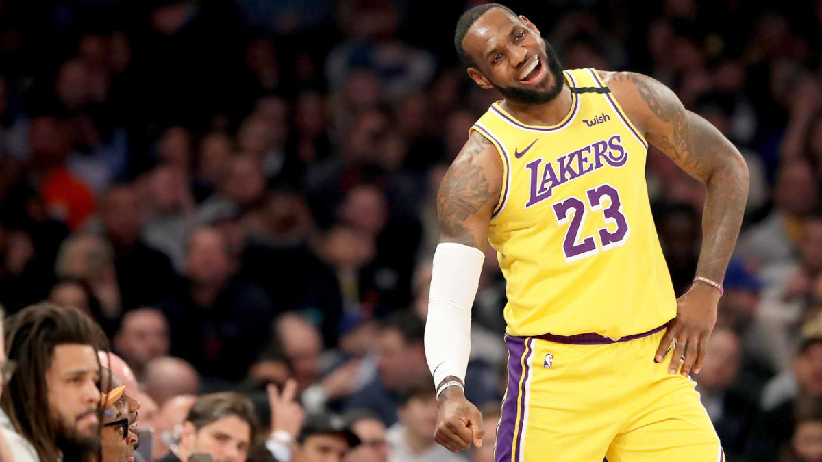 LeBron James on Knicks' return to relevance: NBA 'simply better off' when they're winning - CBSSports.com